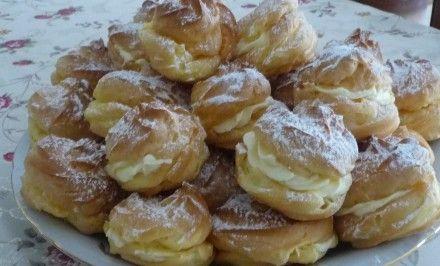 Báječné vanilkové venčeky   Báječné recepty