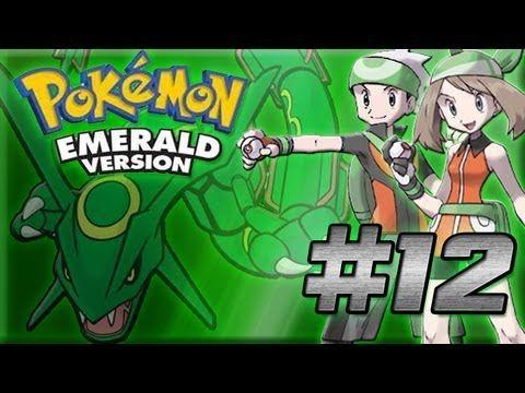 Pokemon Emerald Walkthrough Part 12.- Trick House (+playlist)