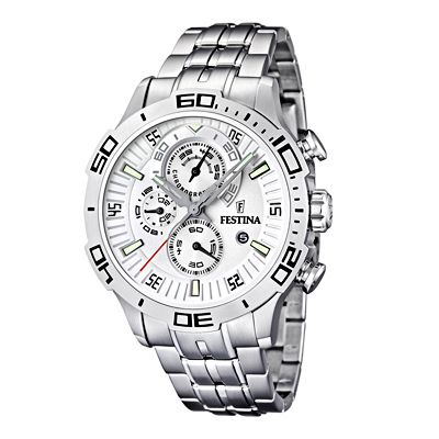 Festina Sport F16565-1 Men Watch Chronograph