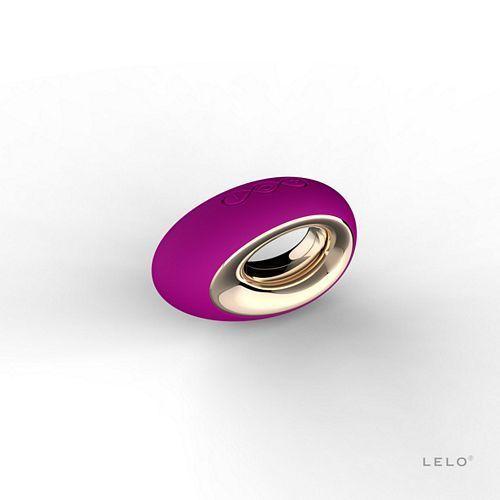 Lelo Alia - deep rose fra Lelo - Sexlegetøj leveret for blot 29 kr. - 4ushop.dk - Lelo Alia er et lækkert massage apparat i et flot og diskret design. Velegnet til par og en flot gaveidé. Glider stille og roligt hen over kroppen med dens næsten lydløse vibrationer som stammer fra den kraftige motor. Vandtæt og nem at rengøre.