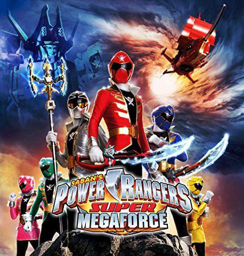 Bandai Namco Power Rangers: Super MegaForce : Power Rangers. $29.95