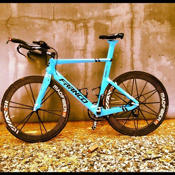 /by Rich Roll #instagram #tt #bicycle #FRANCO
