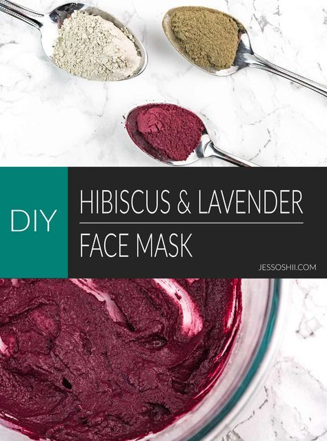 Best 25 facial steaming ideas on pinterest steam facial at home diy hibiscus and lavendar face mask recipe solutioingenieria Choice Image