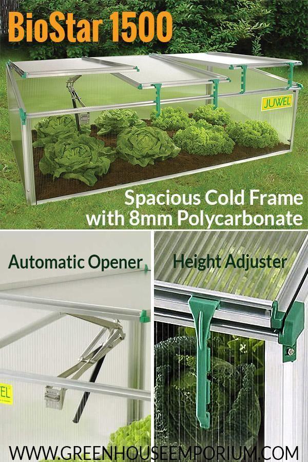 Juwel Biostar 1500 Premium Cold Frame 5ft X 3ft Juwel Biostar 1500 Premium Cold Frame 5ft X 3ft Herry Yulianto Yuliantoh In 2020 Mit Bildern Aquaponics System Fruhbeet Bepflanzung