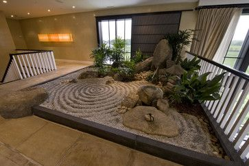 Indoor Japanese Garden
