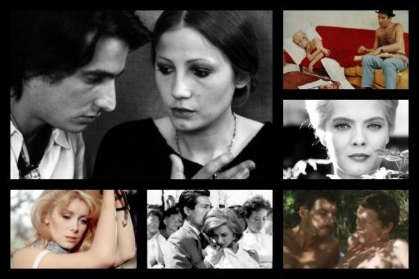 Best 100 french movies