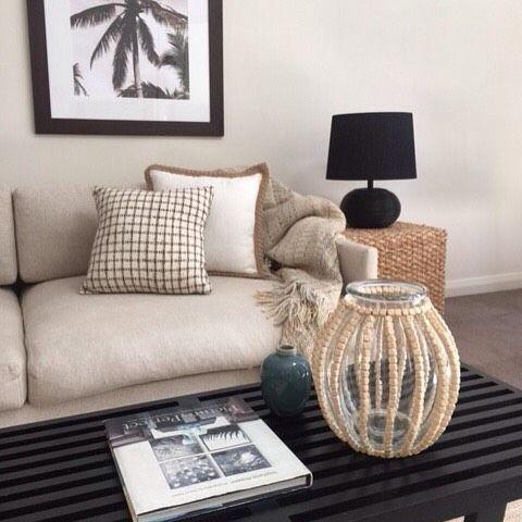 Lovely neutral elements for this calming coastal lounge room.  #StyleThatSells #StyledByValiant #ValiantPropertyStyling  #ValiantStyling #ValiantStylingAU #HomeForSale #Sydney #Epping #Sydney #Coastal