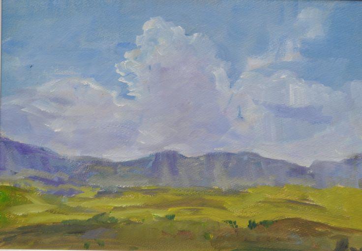 Gathering storm, Drakensburgs