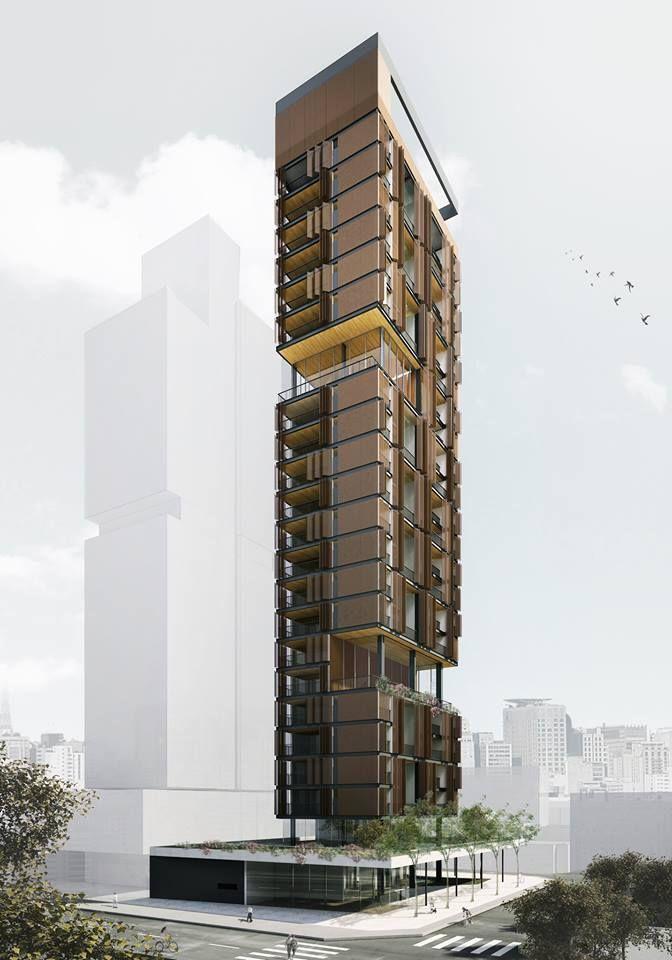 (SP) São Paulo | Itaim Bibi | Uma Itaim | UNA Arquitetos - SkyscraperCity