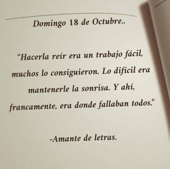Domingo 18 de Octubre...