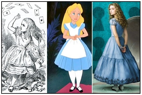 a comparison of lewis carrolls 1865 to tim burtons 2010 alice in wonderland Alice in wonderland lewis carroll vs tim burton alice's adventures in wonderland is an 1865 novel written by english author charles lutwidge dodgson under the pseudonym lewis carroll tim burton's 2010 adaptation.