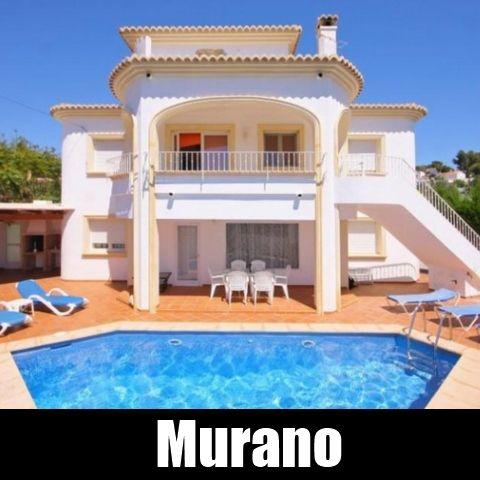 Ferienhaus Benissa Costa Blanca Villa Spanien Murano