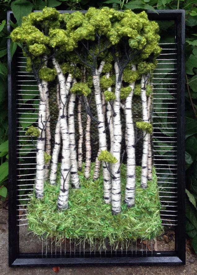Искусство войлока и ткачества Martina Celerin - Ярмарка Мастеров - ручная работа, handmade
