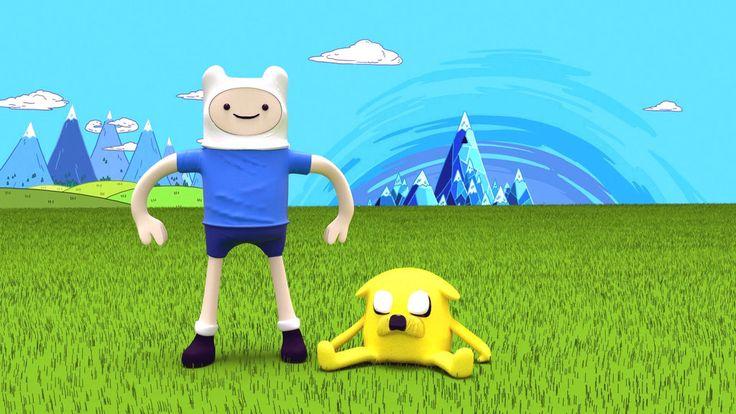 Adventure Time by Kruczkowska.deviantart.com on @DeviantArt