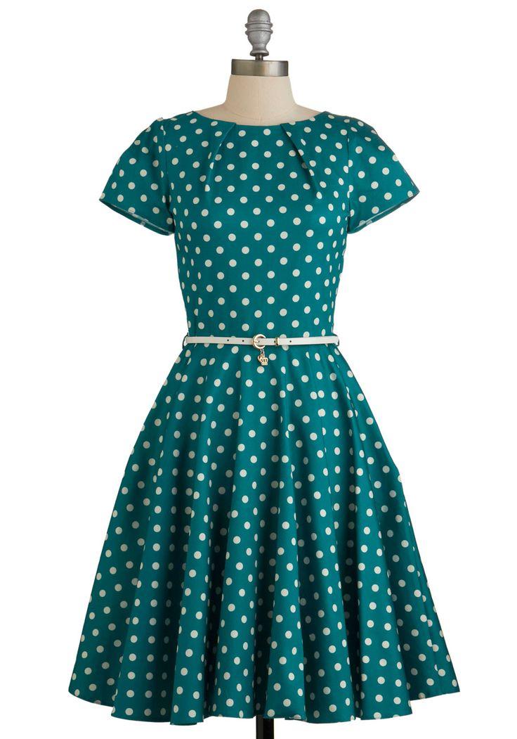 Like a Lucky Lady Dress