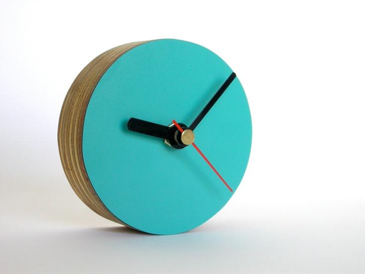 Vague Timekeeper Clock #Etsy #JonathanAdler #GetChicSweepstakes