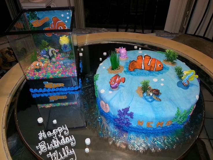 nemo cake template - 14 best andrea 39 s cake design images on pinterest cake