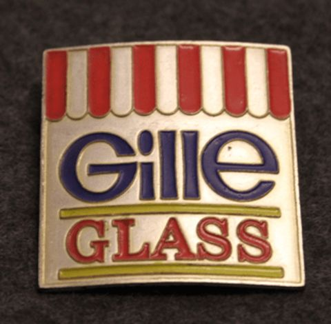 Gille Glass, Ice cream. Old model