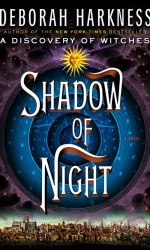Shadow of Night..  All Souls Trilogy..Book 2... Soo excited to start reading it.
