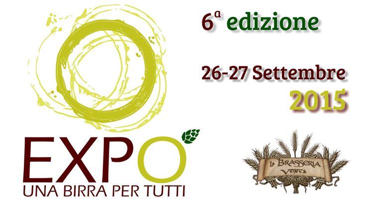 EXPO Una birra per tutti 2015 Brasseria Veneta