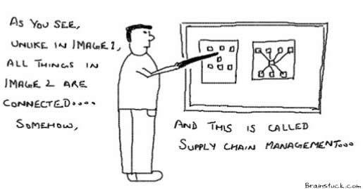 logistics and supply chain humor
