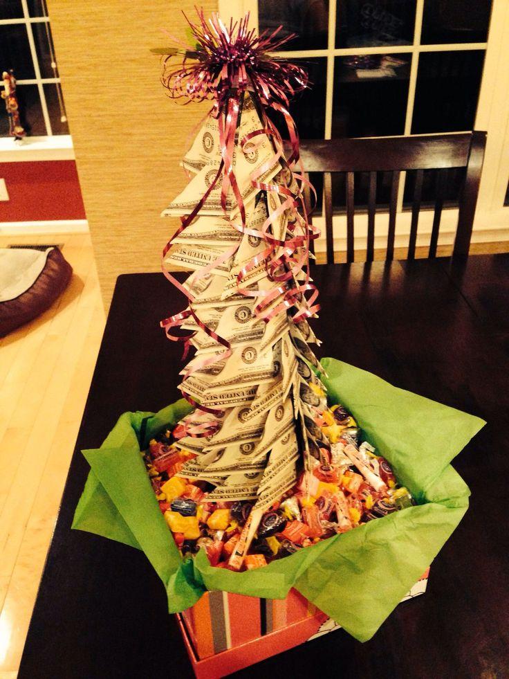 558ac848193ca6d6b8906eb817135a39--sweet-sixteen-gifts-sweet--gifts Black Box Christmas Tree