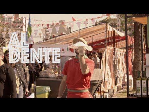 """La Feria """"Al dente"""" celebró Italia en Buenos Aires – Emoliente Street Food"""