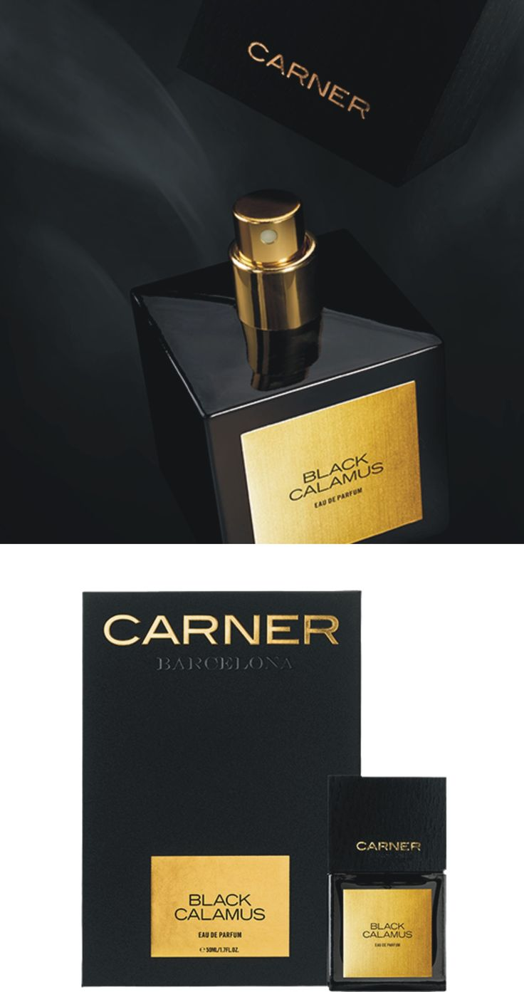 Black Calamus - a sensually woody perfume   CARNER BARCELONA