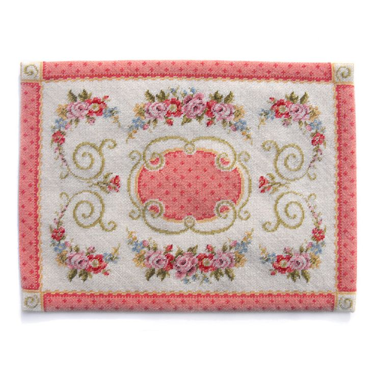 17 Best Images About Miniature Rugs On Pinterest