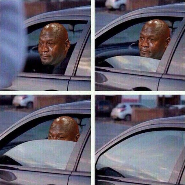 Crying Jordan Memes