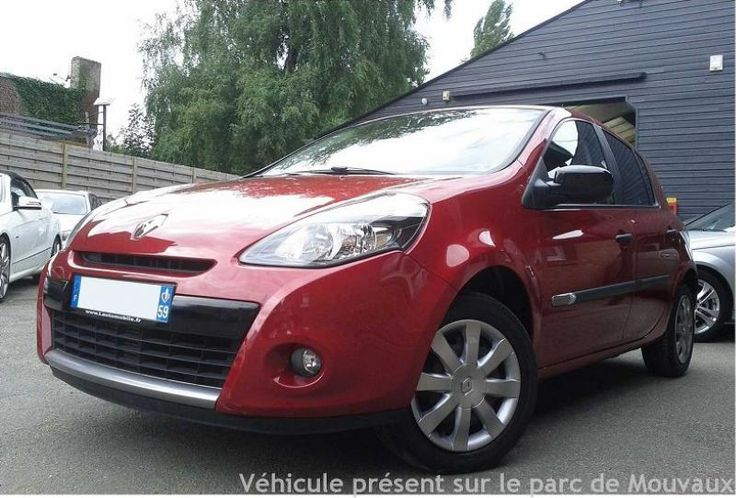 OCCASION RENAULT CLIO III (2) 1.5 DCI 75 NIGHT&DAY 5P ECO2