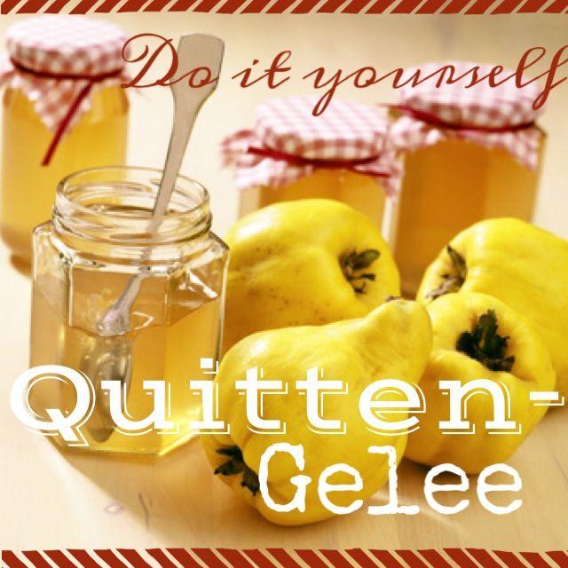 http://eatsmarter.de/ernaehrung/news/quittengelee-selber-machen Ein Gelee mit Quitten ist perfekt fürs Frühstück.