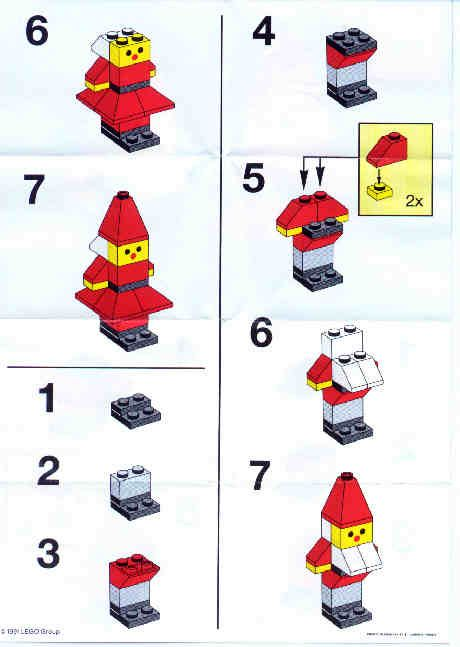 Basic - Santa's Elves [Lego 1980]