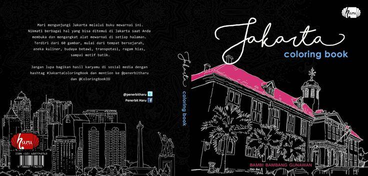 Menyambut #ultahjakarta ke 489 dapatkan #JakartaColoringBook di Gramedia terdekat  from @penerbitharu @ColoringBookID #kotatua #betawi #jakarta #jakartaindonesia #indonesia #jkt #ilovejakarta #museumfatahillah #museumfatahilah #exploringjakarta #adultcoloringbook #coloringbook #bukumewarnai #mewarnai #drawing #sketsa #sketch #doodles #doodle #doodling #hobby #arts #masbambi #masbe #karyamasbambi #klikbatavia #ahok