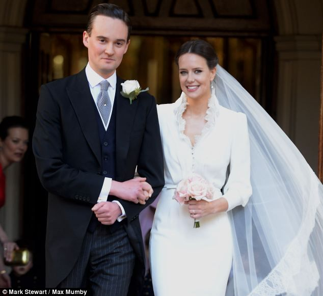 Arabella Musgrave Who Prince William Courted Before Going To St Andrew S University Married George