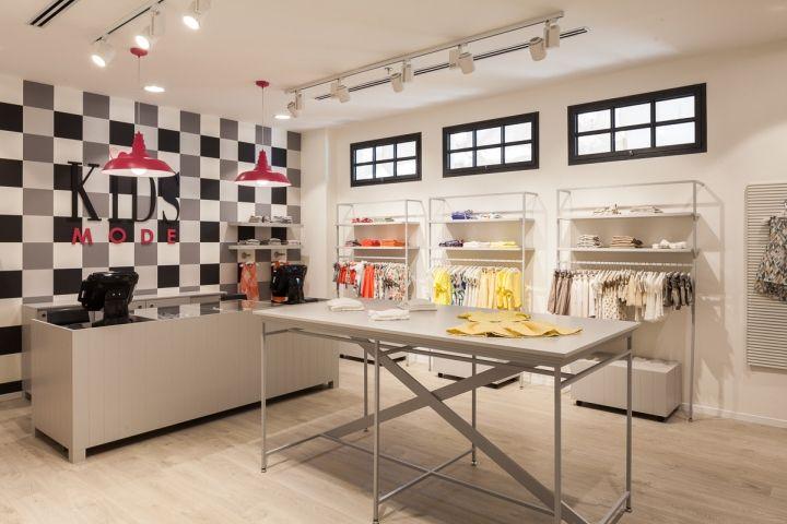Kids Mode store by storestyle, Bnei Brack – Israel » Retail Design Blog