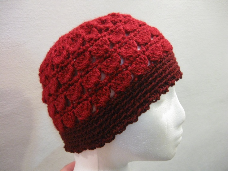 Crochet Stitches Meladora : Cluster Crochet Beanie - Meladoras Free Crochet Patterns & Tutorials