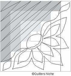 Quilts-Machine quilting designs on Pinterest | 327 Pins