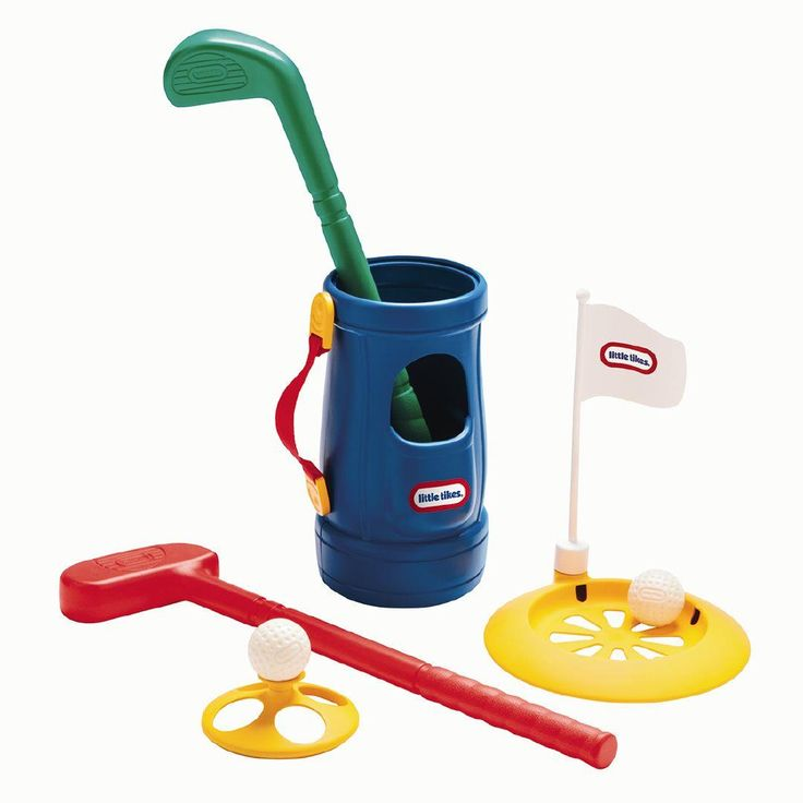 Little Tikes Totsports Grab 'n Go Golf