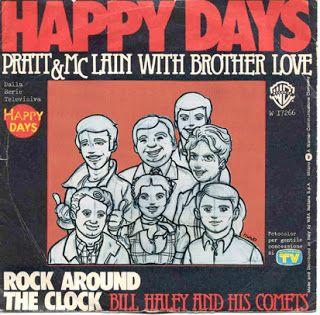 ISACOMICS...........comics and more: HAPPY DAYS comics