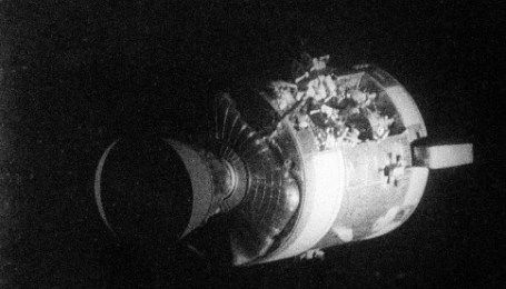 13 MORE Things That Saved Apollo 13, part 8: The Indestructible S-Band/Hi-Gain Antenna