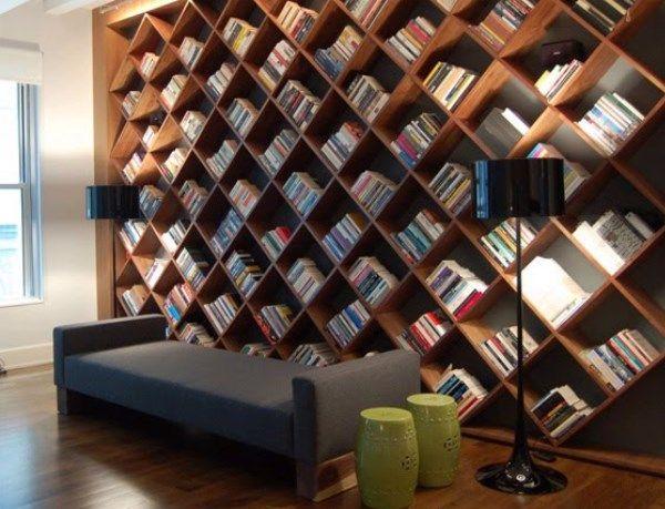 Kumpulan Tips Mendesain Ruangan Perpustakaan Desain Interior