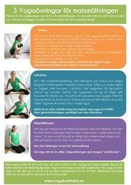 Tre bra yogaövningar för magen och matsmältningen    #mediyoga #medicinskyoga #kundaliniyoga #yoga #meditation #avslappning #ibs #ibd #chrons