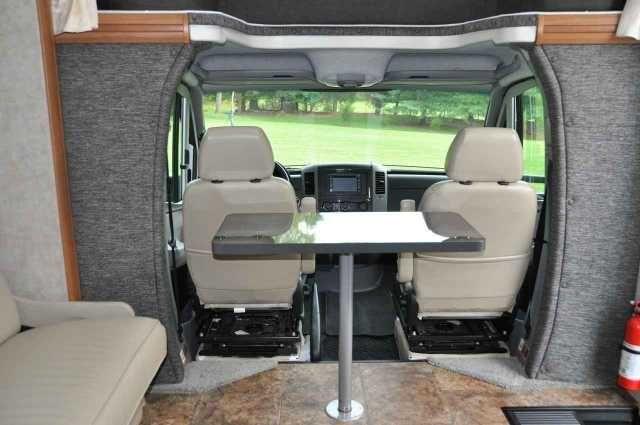 Original  Make Winnebago Model View Floor Plan Wm524m Chassis Type Mercedes Rv