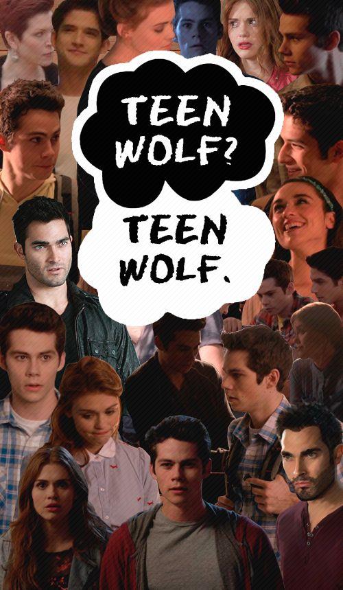 Teen Wolf   Wallpaper
