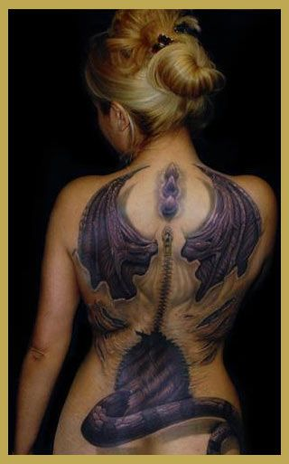 DragonTattoo Dungeons And Dragons Tattoo #dragon #tattoos #tattoo