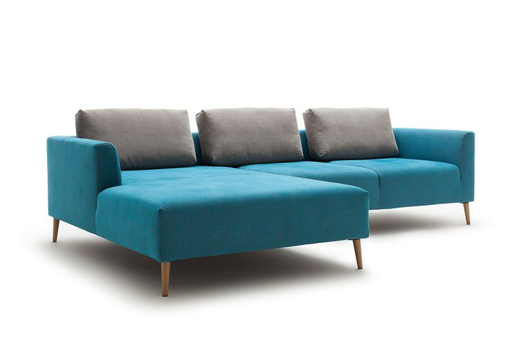 Exquisite #sectional  #Freistil 162 at Jalice Interiors. Check it out! #sofa #interiordesign #furniture