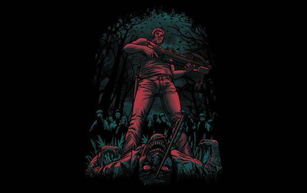 Hunter T-Shirt Get yours here: http://tshirtonomy.com/go/hunter