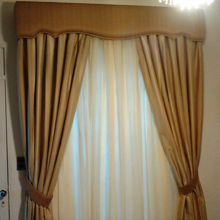 25 melhores ideias sobre cortinas r sticas no pinterest for Cortinas rusticas