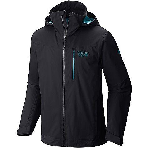 Mountain Hardwear Men's Dragon's Back Jacket: FEATURES of the Mountain Hardwear Men's Dragon's… #snowboarding #rockclimbing #hiking #camping